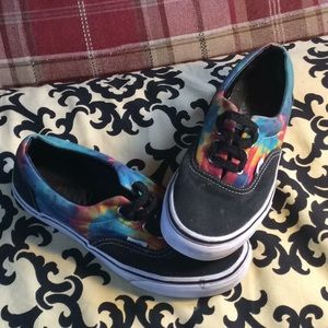 Vans Shoes - Hippie vans